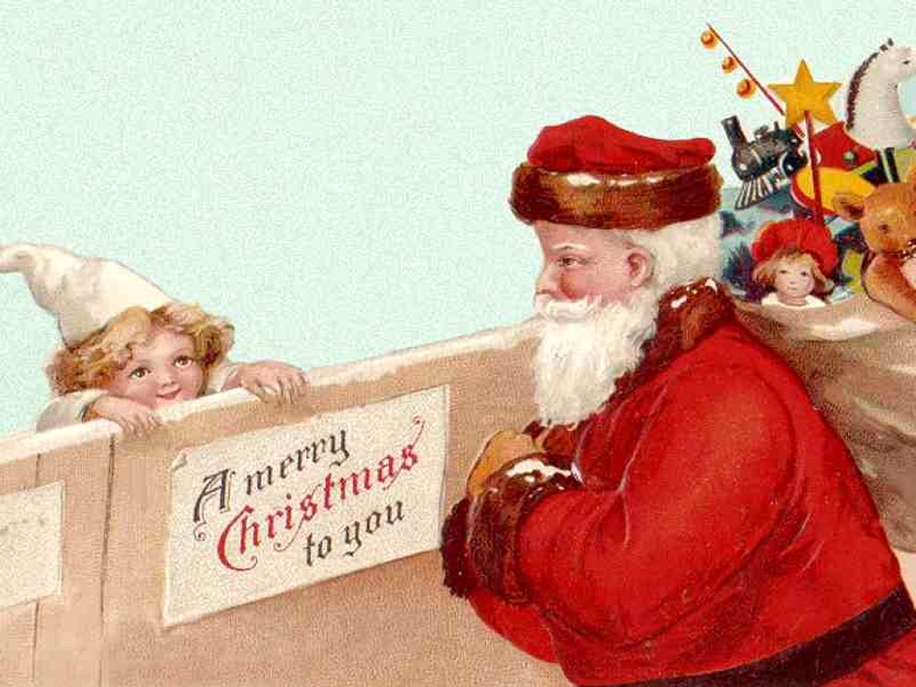 santa-claus-christmas-oldies