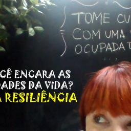 [Vídeo] Sobre Resiliência! Como você encara as adversidades da vida?