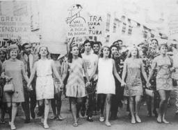 O Direito de Ser Mulher [Feliz Dia]